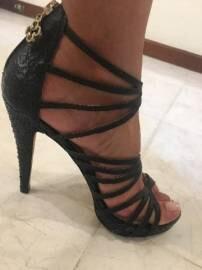 Sandalia Salto Capodarte