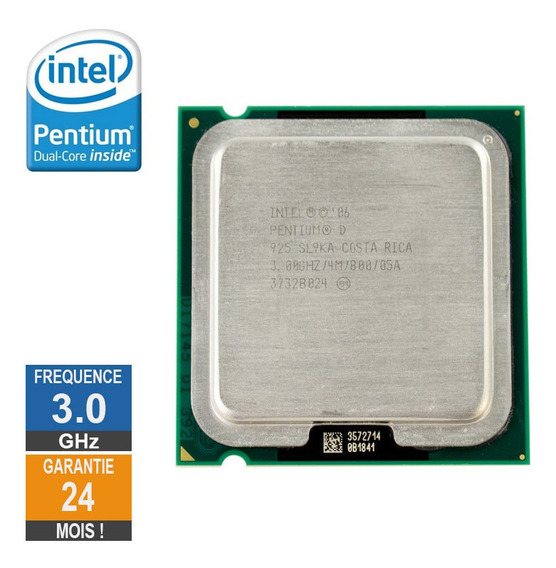 Processador Intel Pentium D 925 3.0ghz - Lga 775