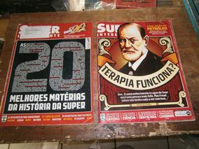 Superinteressante Pacote Com 10 Revistas R$ 20,00