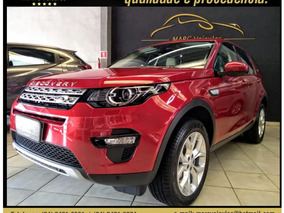 Land Rover Discovery Sport 2.0 Si4 Hse