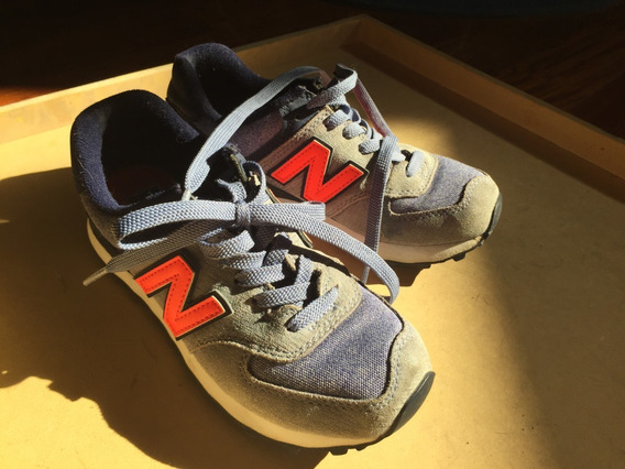 Zapatillas New Balance Talle 35