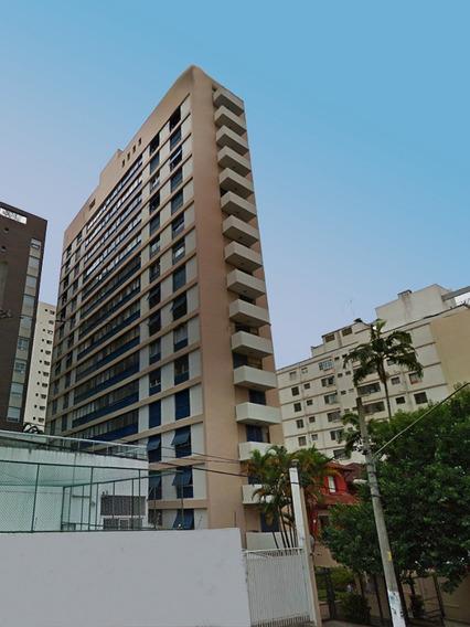 Amplo Apartamento Com Menor Preço Por M2 Do Jardim Paulista