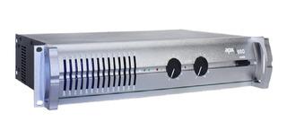 Potencia American Pro Apx 300 Amplificador 150x2 Dj Todelec