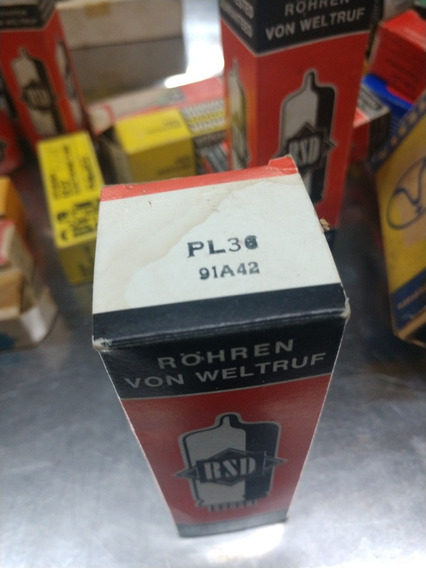 Válvula Pl36 Alemã