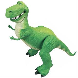 Muñeco Rex Articulado Original Toy Story 4 Dinosaurio