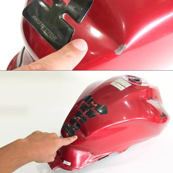 Tanque Cb 300 Vermelho 2013 Flex Original Honda Oportunidade