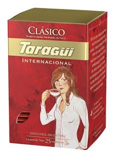 Té Taraguií Internacional X25 Saq