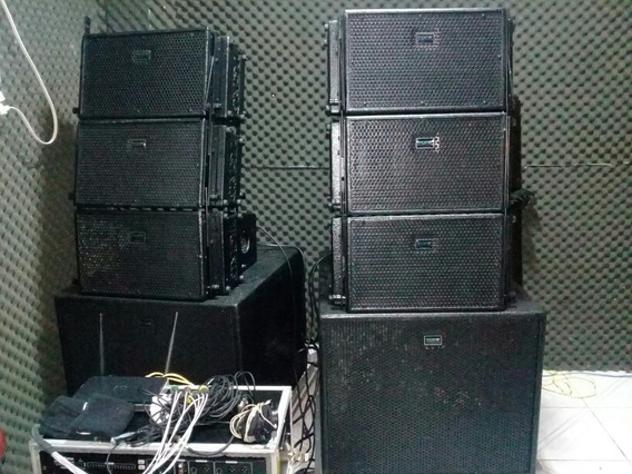 Sistema Line Array Taigar
