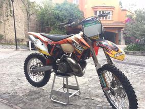 Ktm Xcw 250 Yamaha Yz125
