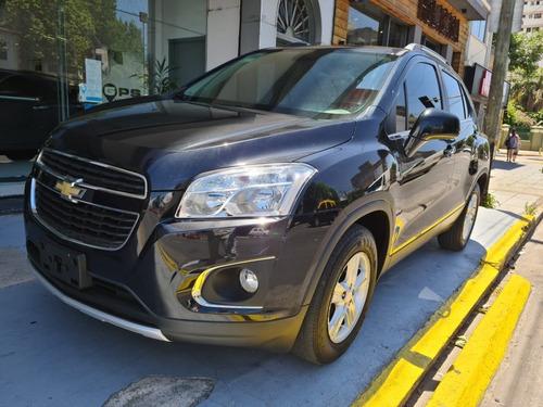 Chevrolet Tracker Ltz 2015 Automotores Gps