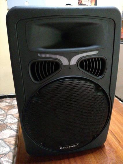 Caixa Amplificadora 500w Rms Ep-s306 Ecopower