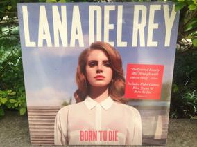 Lana Del Rey Lp 180g Born To Die Lacrado