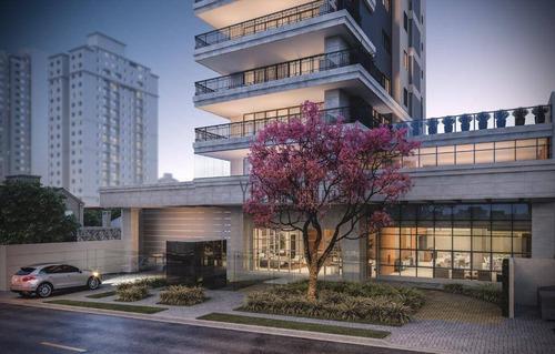 Apartamento Com 3 Dormitórios À Venda, 300 M² Por R$ 4.878.800,00 - Batel - Curitiba/pr - Ap3495