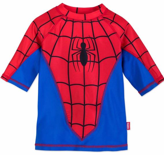 Playera Protectora Spiderman