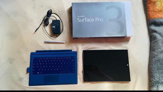 Surface Pro 3 I5 4 Hb Ram 128hd Ssd