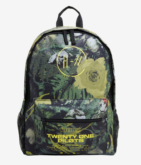 Mochila Twenty One Pilots Trench Original Hottopic Adulto