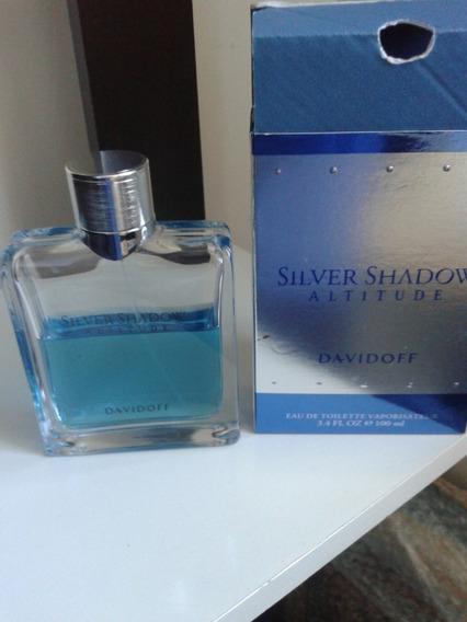 Perfume Davidoff Silver Shadow Altitude 60ml Descontinuado