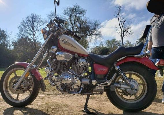 Yamaha Virago Xv-750 Virago