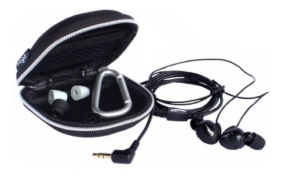Fone Ouvido In Ear Profissional Yoga Cd3 Com Case