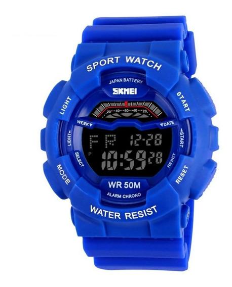 Relógio Gshock Digital A Prova D´água Original Barato Dj0091