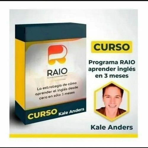 Curso De Inglés Riao - Kaler Anders