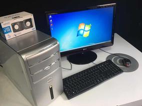 Servidor Dell Inspiron Computador Com Monitor