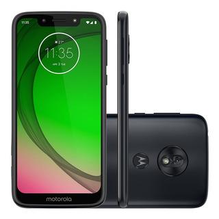 Moto G7 Play Índigo 5,7, 4g, 32gb, 13mp - Xt1952-2 - 12x