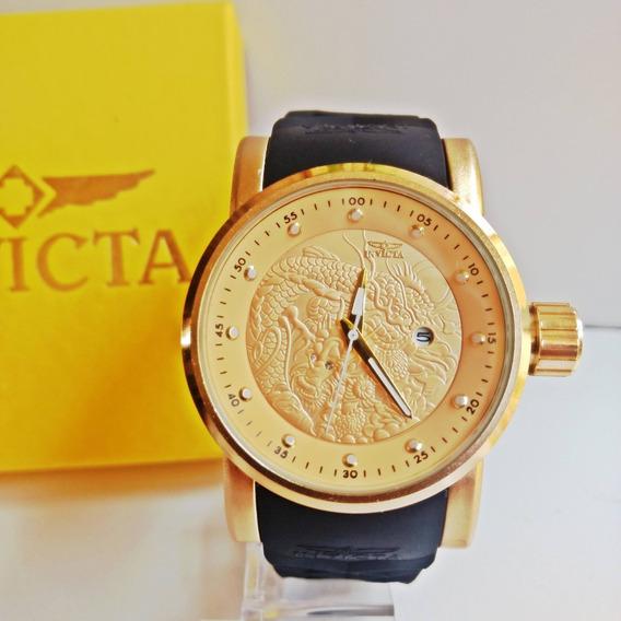 Relógios Masculinos Luxo Luxuoso Dourado Frete Grátis