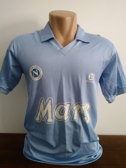 Camisa Napoli Itália