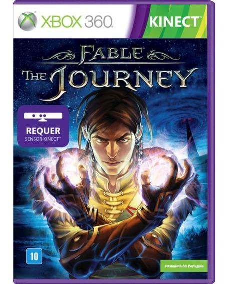 Jogo Fable The Journey (kinect) Xbox 360 Usado