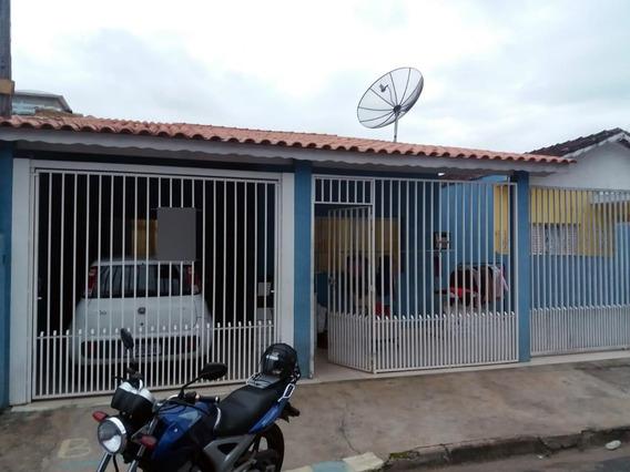 Casa Residencial Em Bragança Paulista - Sp - Ca0940
