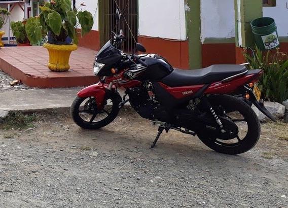 Yamaha Szr 150 Negra