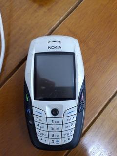 Celular Nokia 6600 - ¨grito De Socorro¨