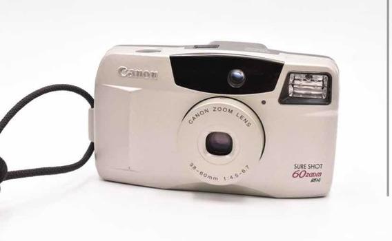 Câmera Analógica Canon Sure Shot