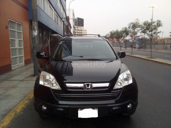 Honda Crv-2400 Año 2009 Por Viaje $9800