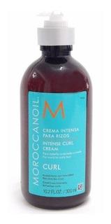 Moroccanoil Curl Crema Peinado Intensa Cabello Rizos X300