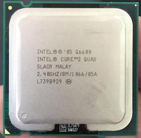 Processador Intel Core2quad Q6600 2.4ghz 8mb Frete Gratis
