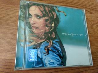 Madonna Ray Of Light Envío Gratis