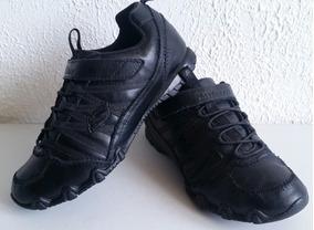 Zapato Colegio Skechers 32
