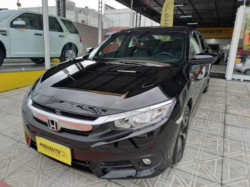 Imagem 1 de 15 de Honda Civic Exl Cvt