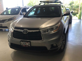Toyota Highlander 3.5 Xle V6 At 2015