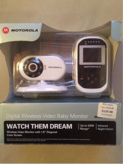Monitor Para Bebé Marca Motorola