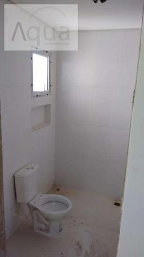 Cobertura Para Venda Em Santo André, Vila Junqueira, 3 Dormitórios, 1 Banheiro, 1 Vaga - Sa018_2-1010348