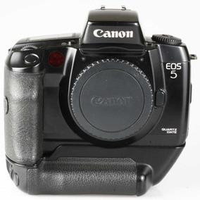 Câmera Analógica 35mm Canon Eos 5