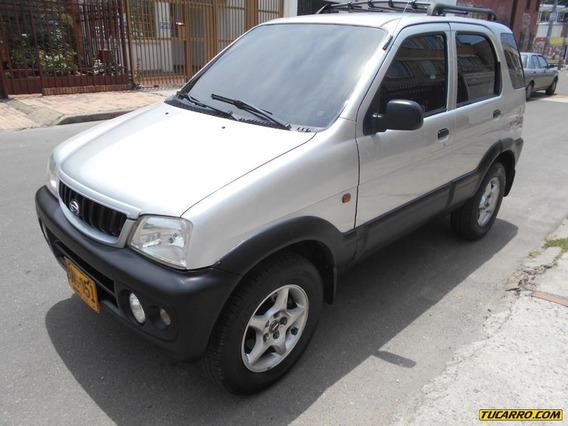Daihatsu Terios 1300 I 4x4 Mt A.a
