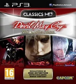 Devil May Cry Hd Collection Ps3 Psn Envio Na Hora