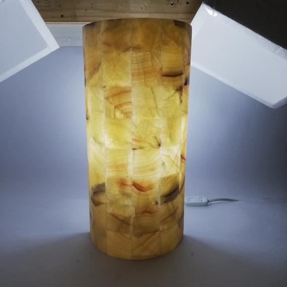 Lámpara De Pared, Onix Marmol Interiores Exteriores 450