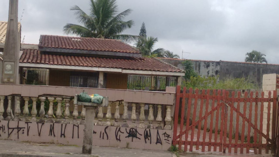 Casa A Venda Frente Ao Mar Itanhaém Cibratel