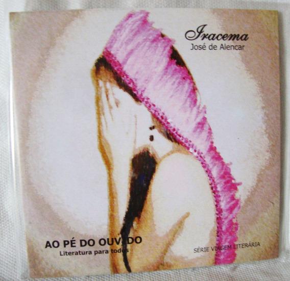 Iracema José De Alencar Cd Áudio
