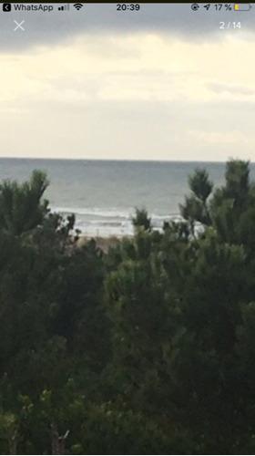 Imagen 1 de 14 de Costa Esmeralda  Bo.maritimo.alquiler Dueña .140mts Del Mar.